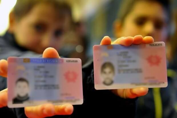 What happens when my humanitarian permit expires?